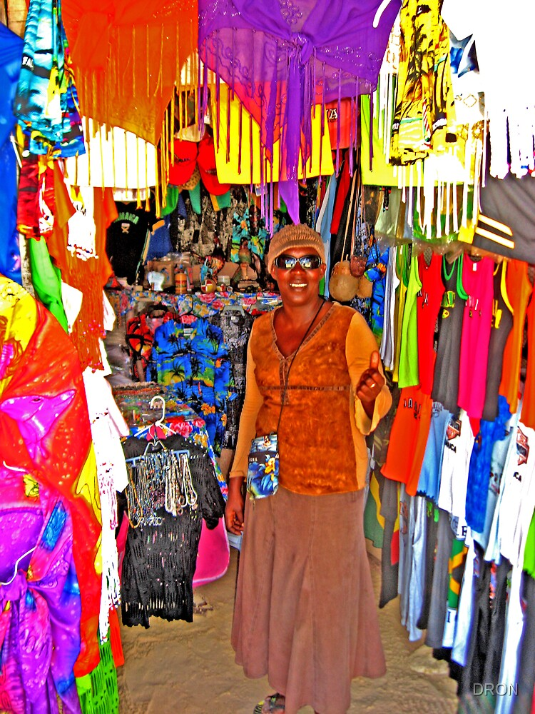 COME INTO MY SHOP by DRON