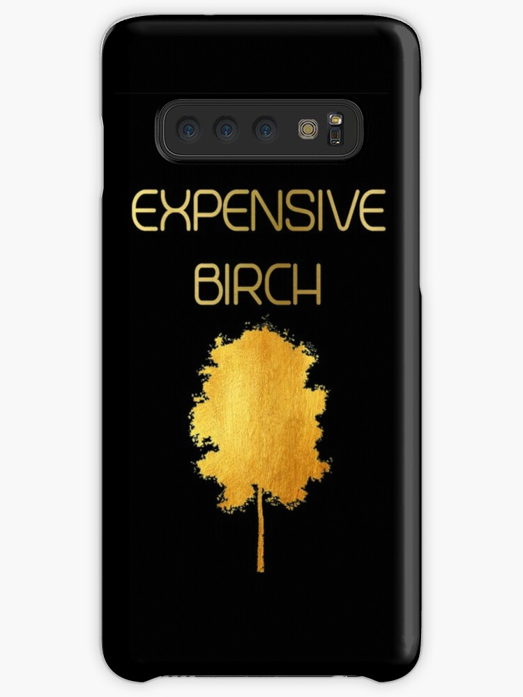 'Expensive Birch' Case/Skin for Samsung Galaxy by Chronyx