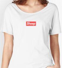 1ce917a99bfa Sheep (iDubbbz Merch) Supreme Women s Relaxed Fit T-Shirt