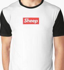 Sheep (iDubbbz Merch) Supreme Graphic T-Shirt