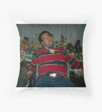 OPENING CWC Throw Pillow