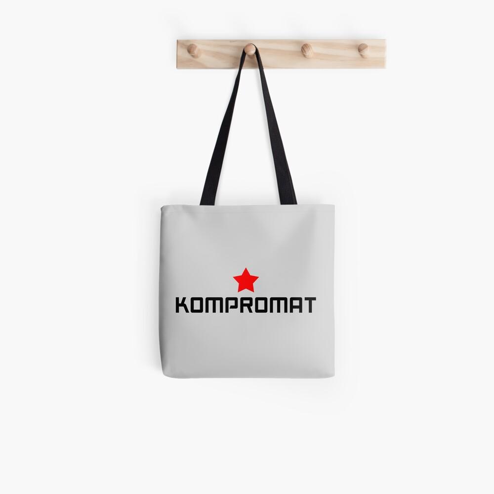 Kompromat Tote Bag