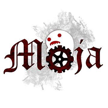 Moja logo  by Rem8