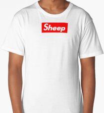 Sheep SUPREME iDubbbzTV Ricegum Long T-Shirt