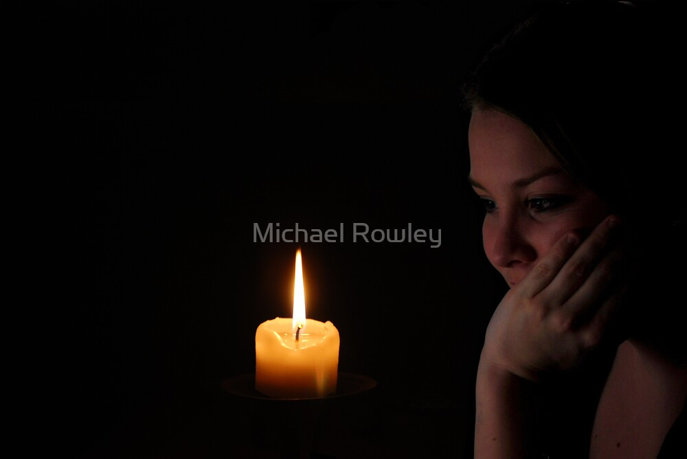 Wishing  by Michael Rowley