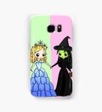 Elphaba & Glinda Samsung Galaxy Case/Skin