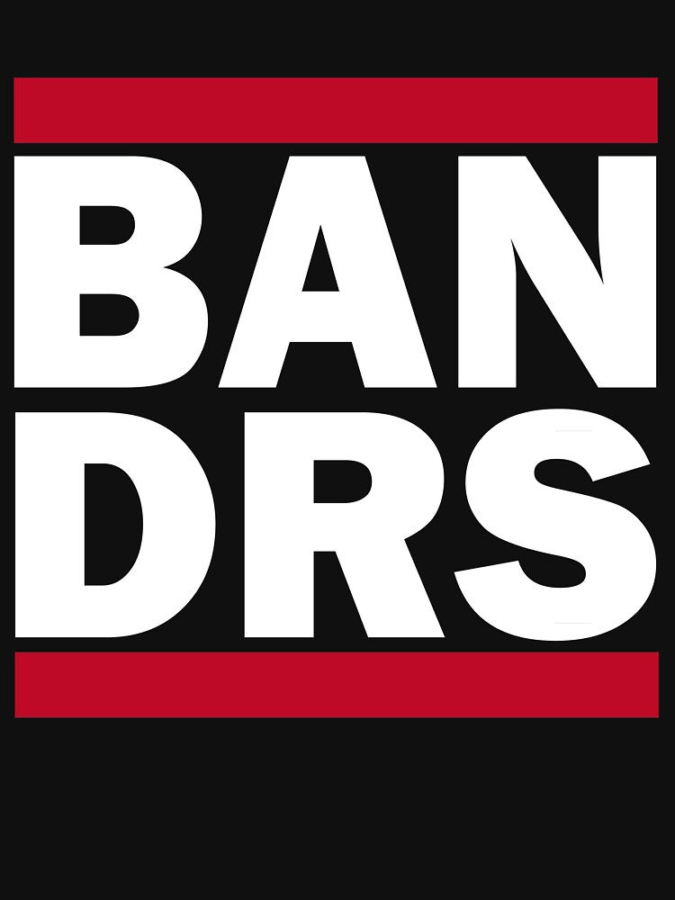Ban DRS shirt by superlicense
