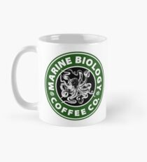 Marine Biology Coffee Co. (Octopus) Mug