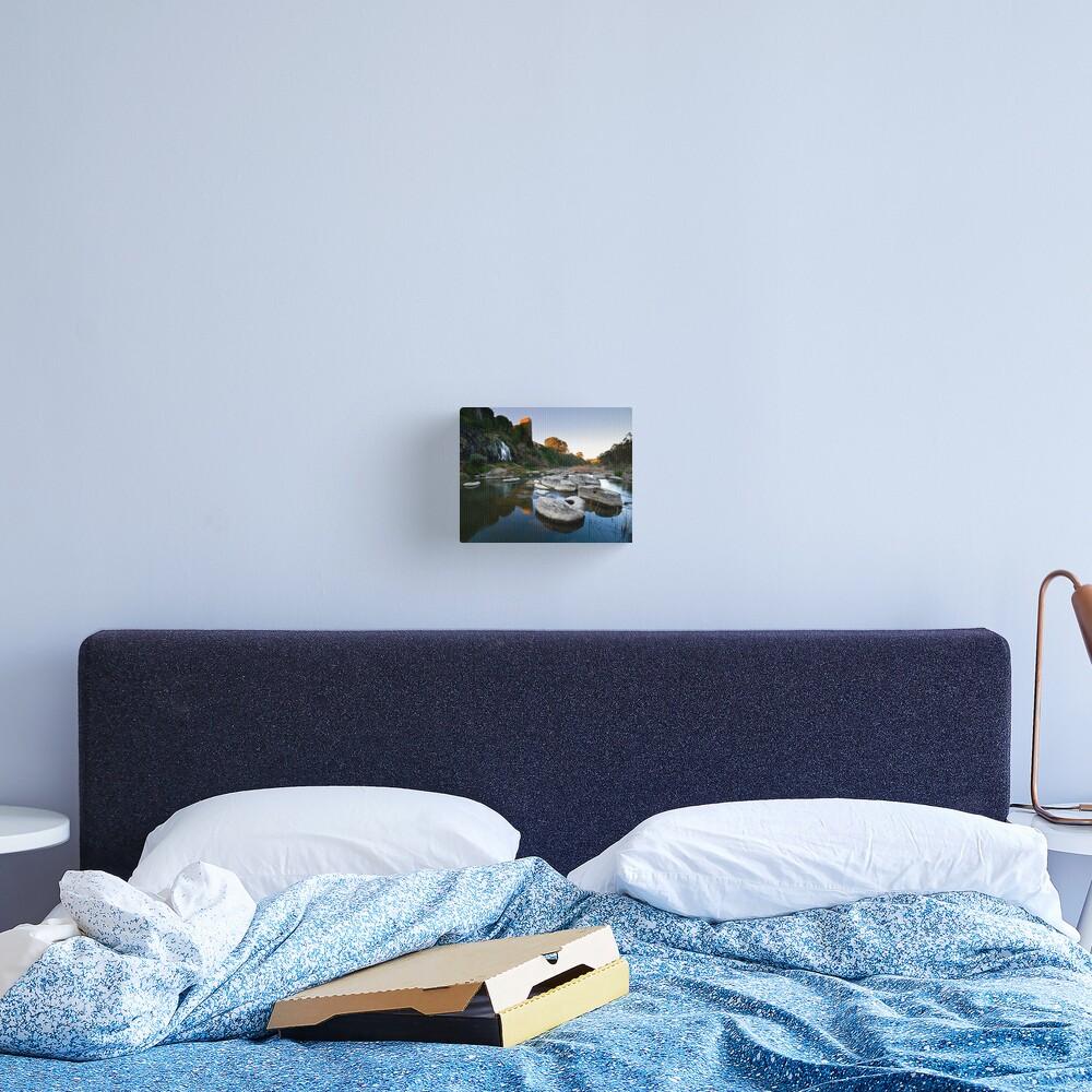 The B-Falls Canvas Print