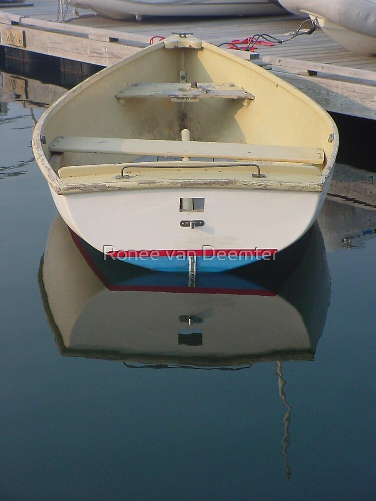 Nautical Reflections by Ronee van Deemter