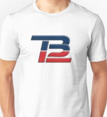 Brady TB12 Red Blue Unisex T-Shirt