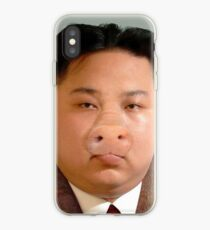Kim Jong Un Meme iPhone Case