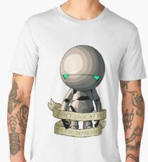 Marvin the paranoid android  Men's Premium T-Shirt