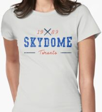 SkyDome Women's Fitted T-Shirt