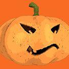 Halloween pumpkin by cglightNing
