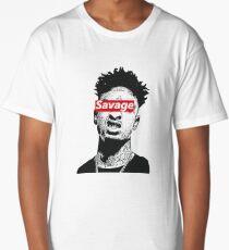 21 savage Long T-Shirt