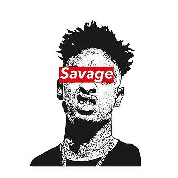 21 savage by Eliasaberg