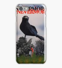 NEVERMORE! iPhone Case/Skin