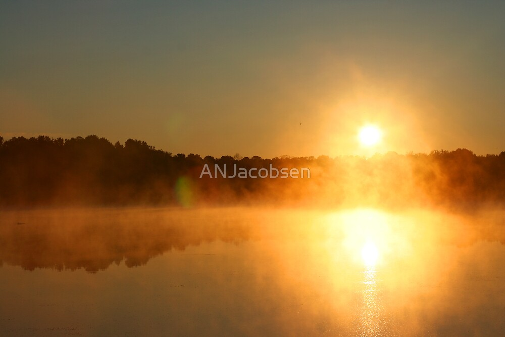 Sunrise by ANJacobsen