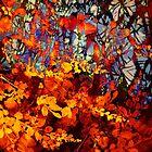pluie d'automne/fall's rain by clemfloral