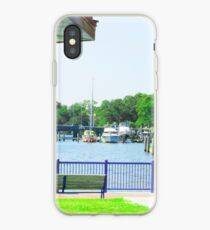 Waterfront Mooring iPhone Case