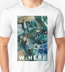 NU'EST W HERE T-Shirt