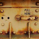 Pull Here by Jessie Harris