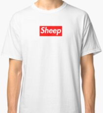 Sheep (iDubbbz Merch) Supreme Classic T-Shirt