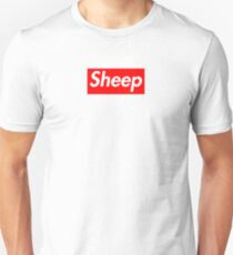 Sheep (iDubbbz Merch) Supreme Unisex T-Shirt