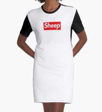 c0960e1b6525 Sheep (iDubbbz Merch) Supreme Graphic T-Shirt Dress