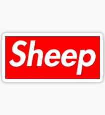 Sheep (iDubbbz Merch) Supreme Sticker