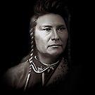Chef Joseph des Nez Perce Indianer von Irisangel