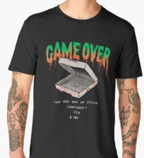 You Are Out Of Pizza Men's Premium T-Shirt