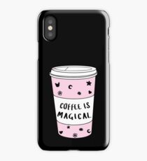 Coffee is Magical ★ Trendy/Hipster/Tumblr Meme iPhone Case/Skin