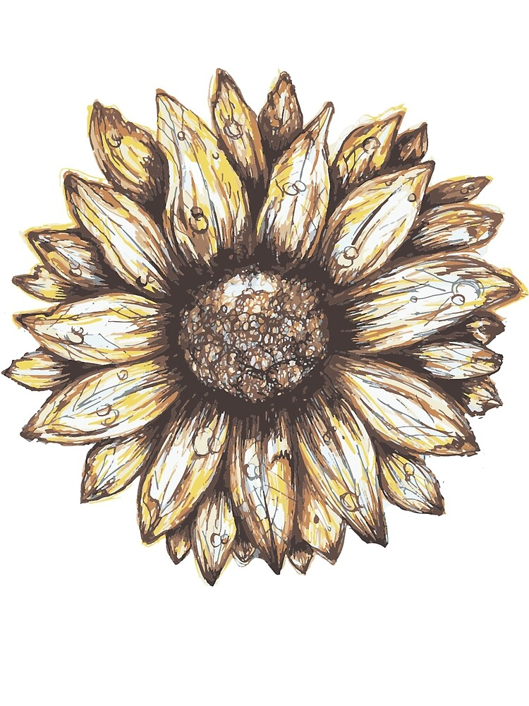 Sunflower by BohemianDesignz