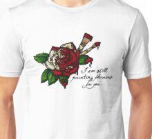 Painting Flowers  Unisex T-Shirt