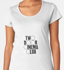 Two Door Cinema Club Women's Premium T-Shirt