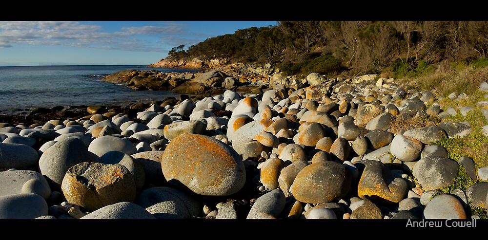 Bluestone Bay by Andrew Cowell