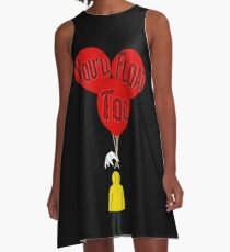 You'll float too - shirt phone and ipad case A-Line Dress