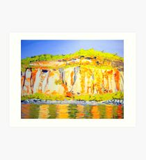 Kimberleys WA  Art Print