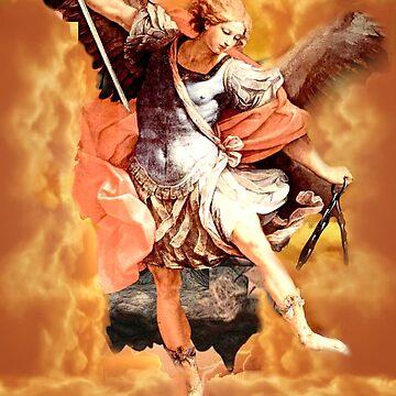 St. Michael the OG Archangel by OasisGold