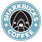 SHARKBUCKS by bytesizetreas