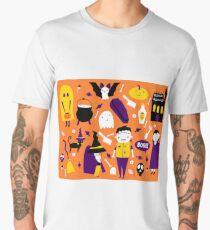 happy halloween Men's Premium T-Shirt