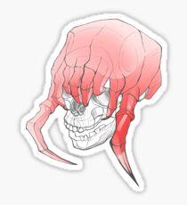 headcrab Sticker