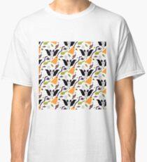 Happy Halloween pattern Classic T-Shirt