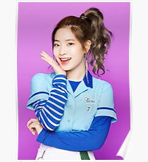 TWICE ONE MORE TIME DAHYUN Poster
