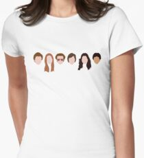 The Gang (That '70s Show) Women's Fitted T-Shirt