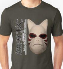 Anbu Black Ops Mask - Naruto Unisex T-Shirt