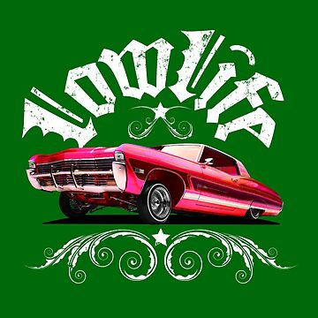 Auto Series 327 Lowrider by allovervintage