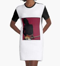 Tom Petty T-Shirt Kleid